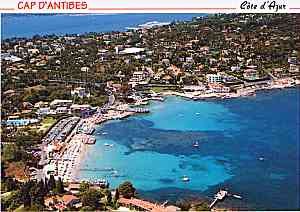 Photograph of Cap d'Antibes